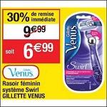 Bon Plan Rasoir Venus de Gillette chez Cora (16/10 - 22/10) - anti-crise.fr