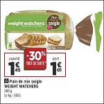 Bon Plan Pain de Mie Weight Watchers chez Géant Casino (16/10 - 26/10) - anti-crise.fr
