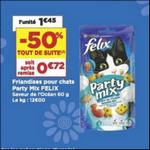 Bon Plan Friandises Felix Party Mix chez Casino - anti-crise.fr