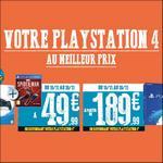 Bon Plan Micromania : Votre vieille Ps4 contre une Ps4 neuve + 1 jeu pour moins de 50€ - anti-crise.fr