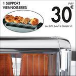 Bon Plan Magimix : Jusqu'à 30€ de Cadeaux pour l'achat d'un Toaster - anti-crise.fr