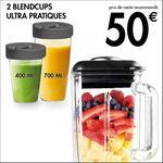 Bon Plan Magimix : 50€ de Cadeaux pour l'achat d'un Blender - anti-crise.fr