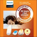 Offre de Remboursement Philips : Appareil de Luminothérapie Satisfait ou 100% Remboursé - anti-crise.fr