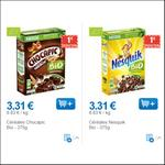 Bon Plan Céréales Bio Nestlé chez Leclerc - anti-crise.fr