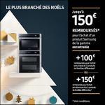 Offre de Remboursement Samsung : Jusqu'à 150€ Remboursés sur Appareil Encastrable - anti-crise.fr