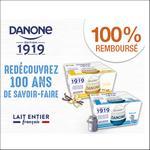 Offre de Remboursement FlashPromo : Danone 1919 100% Remboursé - anti-crise.fr