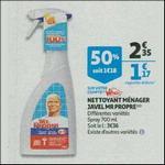 Bon Plan Spray MMénager Mr Propre chez Auchan - anti-crise.fr