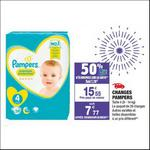 Bon Plan Couches Pampers Premium Protection chez Carrefour Market - anti-crise.fr