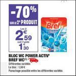 Bon Plan Bloc Bref WC chez Carrefour Market - anti-crise.fr