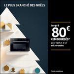 Offre de Remboursement Samsung : Jusqu'à 80€ Remboursés sur Micro-Ondes - anti-crise.fr
