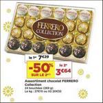 Bon Plan Chocolats Ferrero chez Casino - anti-crise.fr