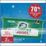 Bon Plan Lessive Ariel Pods 3en1 chez Carrefour Market (20/11 - 25/11) - anti-crise.fr