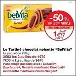 Bon Plan Biscuits Belvita chez Monoprix (21/11 - 03/12) - anti-crise.fr