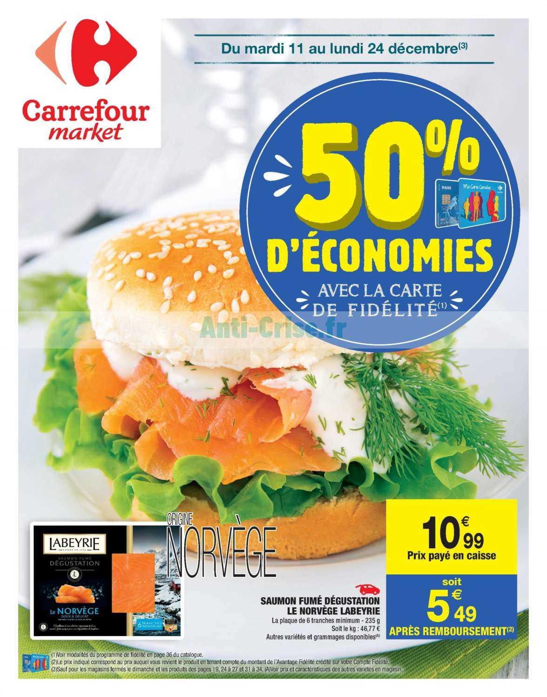 Catalogue Carrefour Market du 11 au 24 décembre 2018