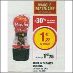 Bon Plan Mélange 5 Baies Ducros chez Magasins U (20/11 - 01/12) - anti-crise.fr