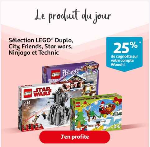 Carte Auchan Reduction.25 Sur La Carte Auchan Sur Les Jouets Lego Code Promo 10 50