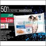 Bon Plan Sachets Fraicheur pour Chat Perfect Fit chez Match (20/11 - 25/11) - anti-crise.Fr