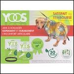 Offre de Remboursement Yoos : Collier pour Chien 100% Remboursé en 1 Bon de Réduction - anti-crise.fr