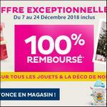 Offre de Remboursement Tati : Jouets et Déco de Noël 100% Remboursés en Bon - anti-crise.fr