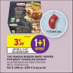 Bon Plan The Famous Burger Daunat chez Intermarché - anti-crise.fr