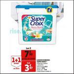 Bon Plan Lessive Super Croix Capsules chez Auchan - anti-crise.fr