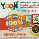 Offre de Remboursement Yooji : Mon produit 100% Remboursé - anti-crise.fr