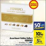 Bon Plan Chocolats Ferrero Golden Gallery chez Carrefour - anti-crise.fr