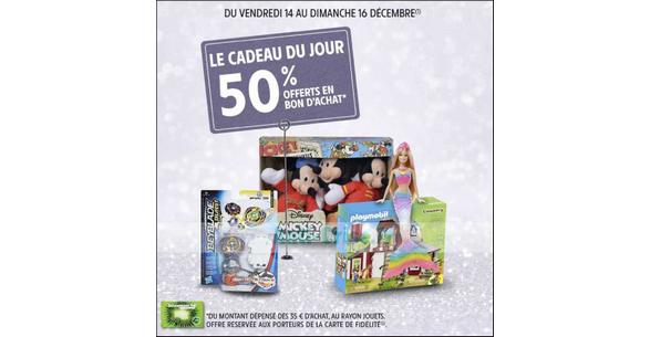 Bon Plan Jouets chez Intermarché - anti-crise.fr
