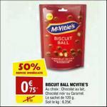 Bon Plan Biscuit Ball MacVitie's chez Atac - anti-crise.fr