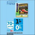 Bon Plan Lardons Fumés Bien Elevés Brocéliande chez Auchan Supermarché - anti-crise.fr