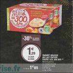 Bon Plan Yaourt Brassé Les 300 & Bio chez Magasins U - anti-crise.fr