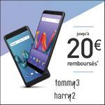 Offre de Remboursement Wiko : Jusqu'à 20€ Remboursés sur Smartphone Harry2 et/ou Tommy3 - anti-crise.fr