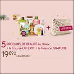 Bon Plan Yves Rocher : 5 Produits au choix + Trousse + FDP Offerts pour 19,90€ - anti-crise.fr