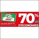 Bon Plan Lessive Ariel Pods 3en1 chez Carrefour (02/01 - 07/01) - anti-crise.fr