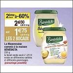 Bon Plan Sauce Benedicta chez Cora (11/12 - 17/12) - anti-crise.Fr