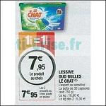 Bon Plan Lessive Le Chat chez Magasins U (18/12 - 05/01) - anti-crise.fr