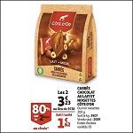 Bon Plan Carrés de Chocolat Côte d'Or chez Auchan (12/12 - 24/12) - anti-crise.Fr