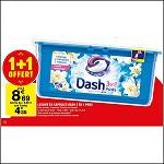 Bon Plan Lessive Dash Pods chez Carrefour Market (02/01 - 13/01) - anti-crise.Fr