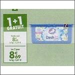 Bon Plan Lessive Dash Pods chez Carrefour (26/12 - 14/01) - anti-crise.Fr