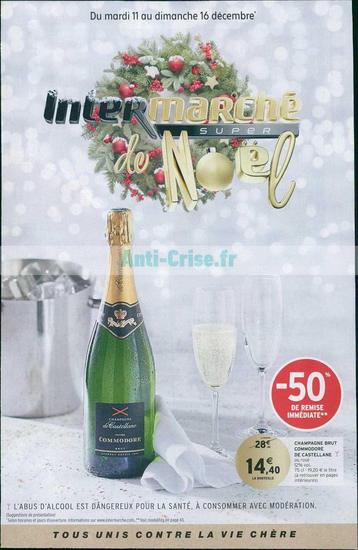 Catalogue Intermarché du 11 au 16 décembre 2018 (Version Super)