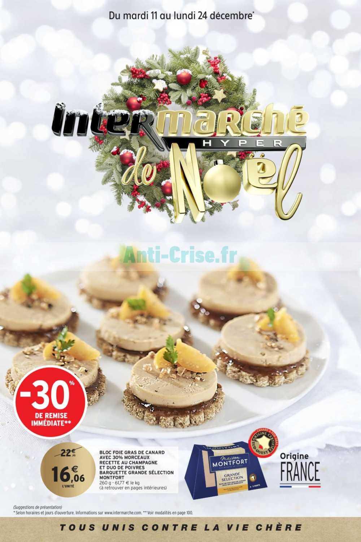 Catalogue Intermarché du 11 au 24 décembre 2018 (Version Hyper)