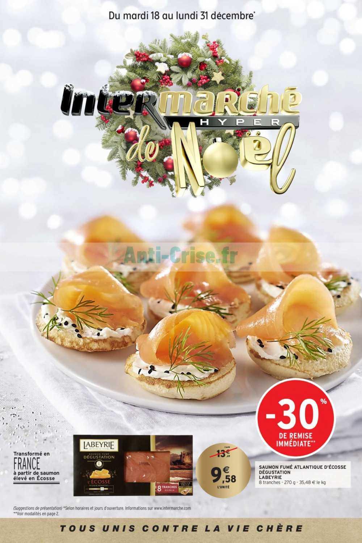 Catalogue Intermarché du 18 au 31 décembre 2018 (Version Hyper)