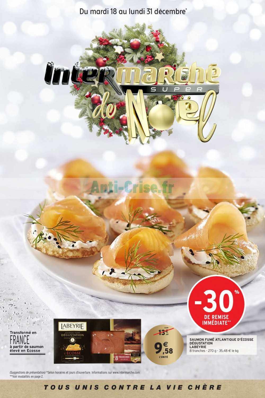 Catalogue Intermarché du 18 au 31 décembre 2018 (Version Super)