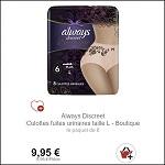 Bon Plan Culottes Discreet Boutique Partout - anti-crise.fr