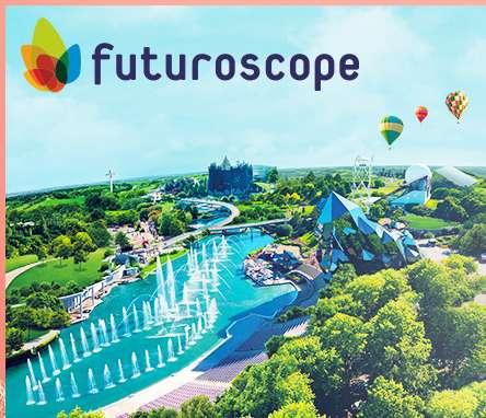 Bon plan billets Futuroscope à prix réduits