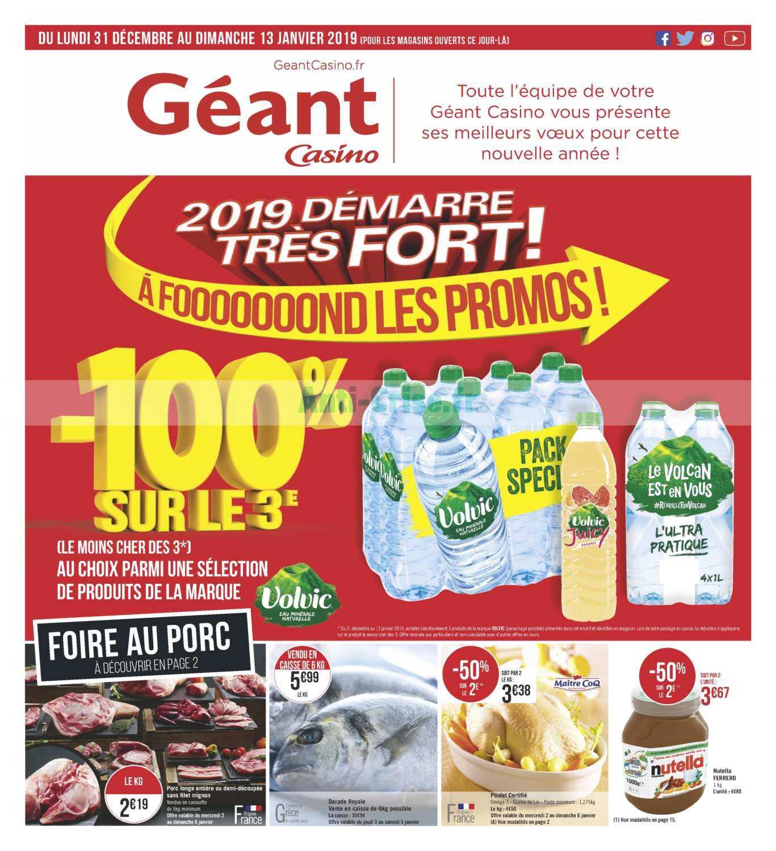 Geant Casino Habiment Rennes Catalogue