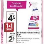 Bon Plan Détachant K2R chez Géant Casino (24/12 - 06/01) - anti-crise.FR