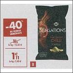 Bon Plan Chips Lay's Sensation chez Carrefour (18/12 - 24/12) - anti-crise.fr