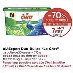 Bon Plan Lessive Le Chat chez Monoprix (19/12 - 31/12) - anti-crise.Fr