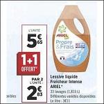 Bon Plan Lessive Ariel Simply chez Géant Casino (24/12 - 06/01) - anti-crise.fr